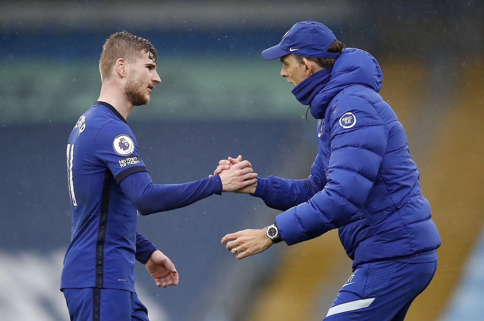 Chelsea will look to cement their top-four position against Leicester City