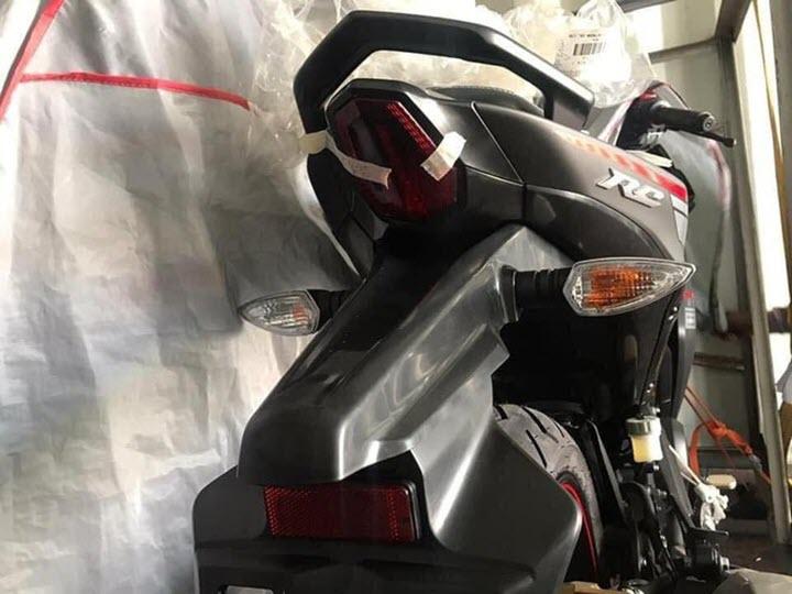 Yamaha Exciter mới lộ ảnh, trang bị động cơ 155 cc?