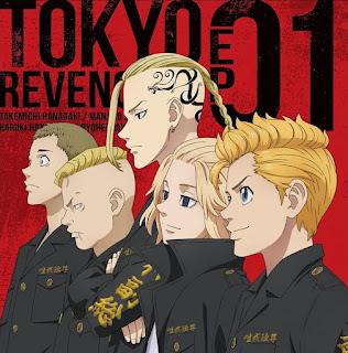 TOKYO REVENGERS EP 01 (Character Song 01)