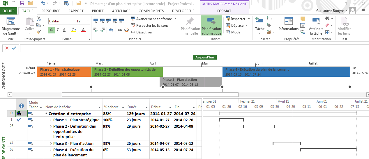 project server  u0026 online behind the scene  timeline in project web access 2013   new nice feature