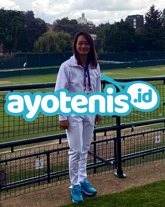 Priska Hadapi Petenis Swedia di Babak Pertama ITF W15 Amarante