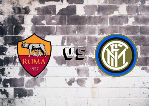 Roma vs Internazionale  Resumen y Partido Completo