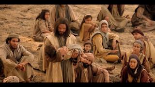 L'abbraccio di Gesù