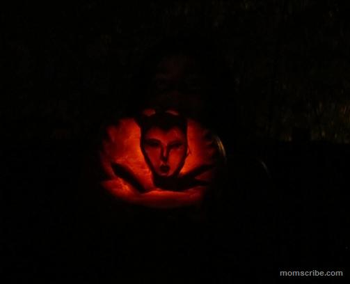 Maleficent Halloween Pumpkin Carving Momscribe