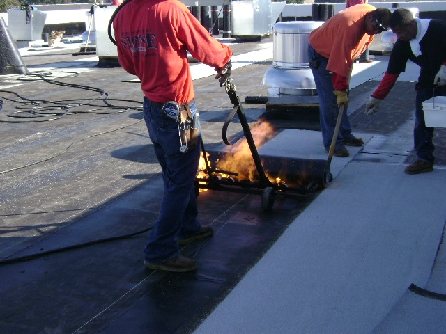 The Dangers Of Torch Down Roofing. Flat Roof Systems