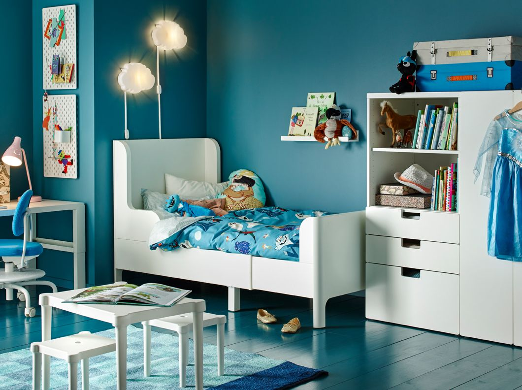 Ideas para decorar habitaciones infantiles revista - Habitaciones infantiles unisex ...