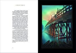 """page de """"ESPRITS ET CREATURES DU JAPON"""" de Benjamin Lacombe et Lafcadio Hearn chez Soleil"""