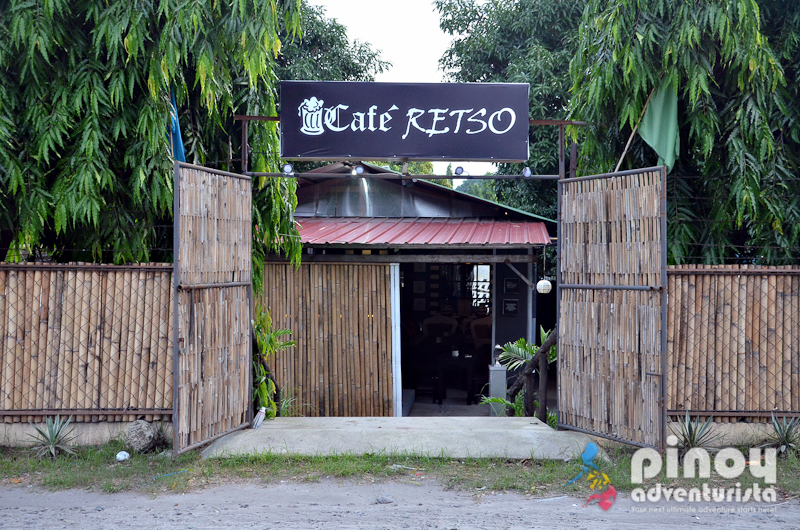 Restaurants In San Fernando Pampanga Cafe Retso At Armando S