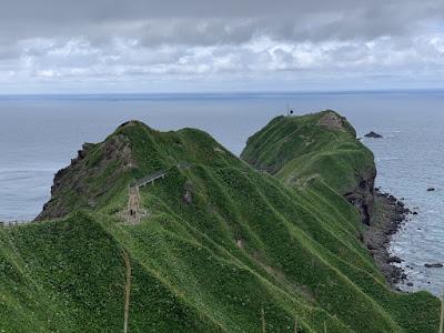 神威岬 チャレンカの小道