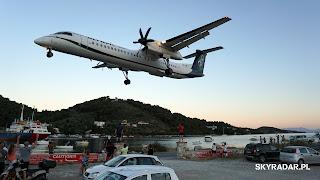 Skiathos Landing