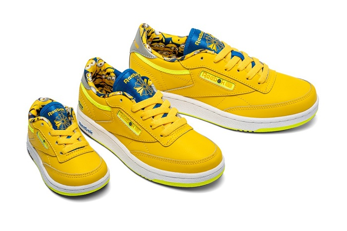 Minions Reebok Shoes Club C