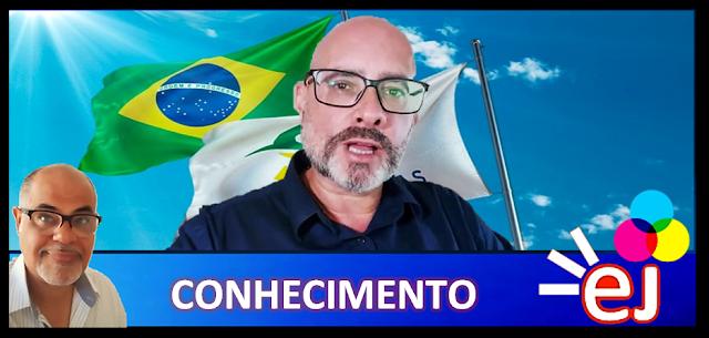 """AULA 08 - """"O MANUAL SECRETO DAS FALÁCIAS ESQUERDISTAS"""": FALÁCIAS MENTAIS E DA AUTORIDADE"""