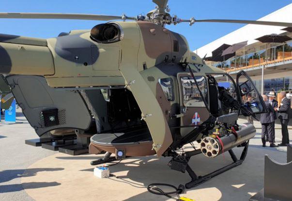 Airbus H145M specs