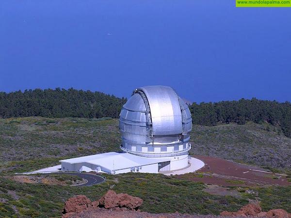 La Orquesta Sinfónica de Tenerife grabará la 'Heroica' de Beethoven en el Gran Telescopio Canarias