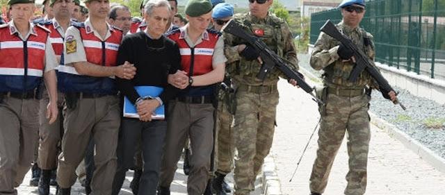 Τουρκία: Ισόβια σε 74 πιλότους για το πραξικόπημα του Ιουλίου του 2016
