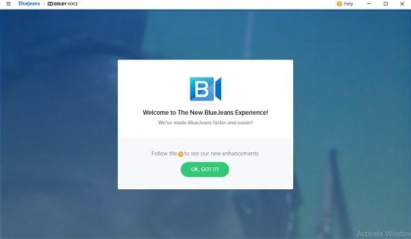 cara menggunakan aplikasi Bluejeans