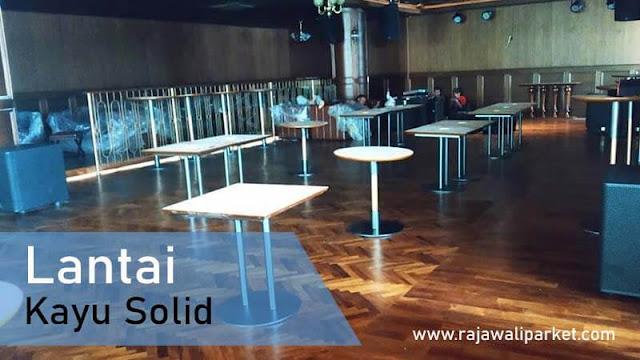 lantai kayu terbaik untuk Restoran cafe bar
