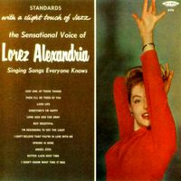 lorez alexandria - sings songs everyone knows (1959)