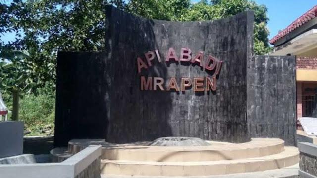 Api Abadi Mrapen di Jateng Pertama Kali Padam Total dalam Sejarah