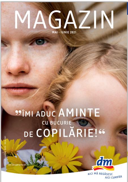 dm catalog- brosura- magazine 20.05 - 08.06 2021 → ÎMI ADUC AMINTE  CU BUCURIE DE COPILĂRIE!