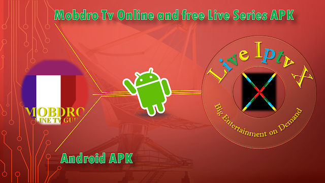 Mobdro Tv Online  APK