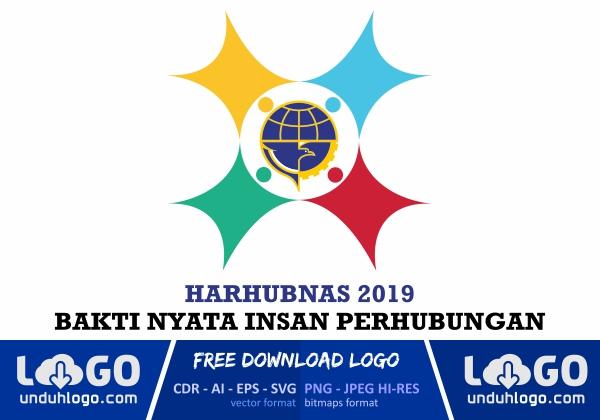 Logo Harhubnas 2019