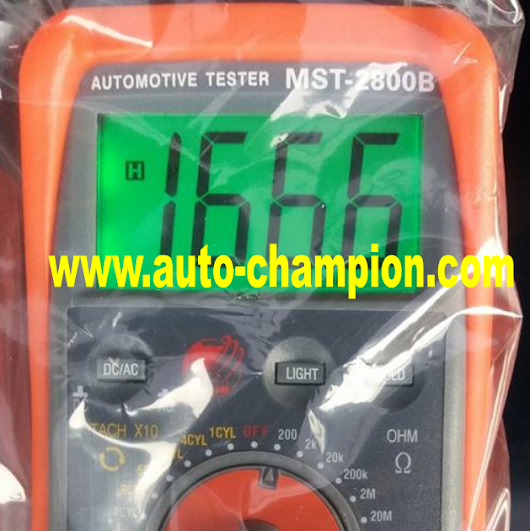 Multimeter Digital Berkelas