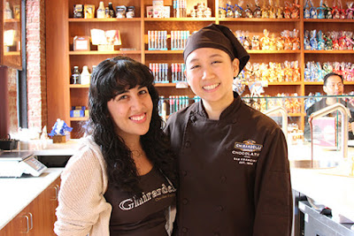 Ghirardelli Chocolatier 20th Annual Chocolate Festival