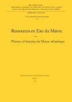 Ressources en eau du Maroc, tome 2