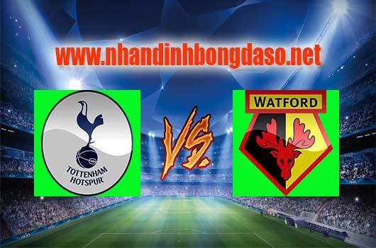 Nhận định bóng đá Tottenhamvs Watford, 18h30 ngày 08-04
