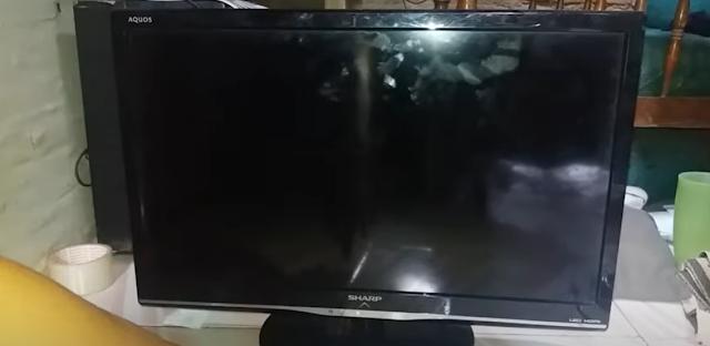 TV LCD Sharp Aquos Mati Standby