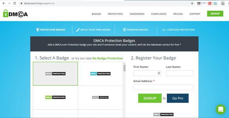 dmca-badges