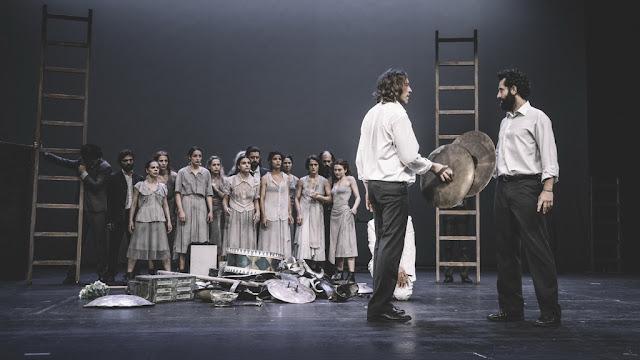 Οι «Επτά επί Θήβας» του ΚΘΒΕ στο Ανοιχτό Θέατρο Ορεστιάδας