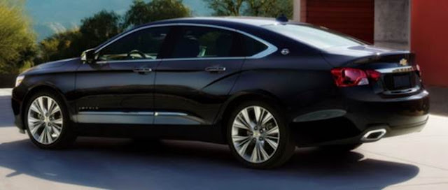 2018 Chevy Impala SS Rumors