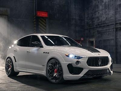 2020 Maserati Levante Esteso GTS review