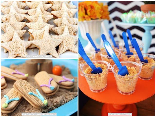 idéias de festa simples e gostosa