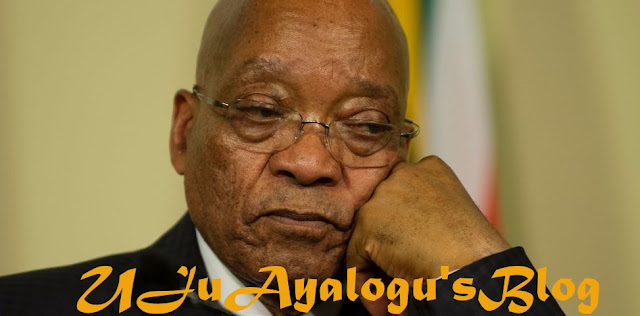 JUST IN :Jacob Zuma resigns as the 4th President of South Africa.