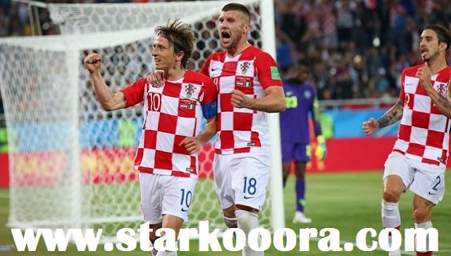 موعد مباراة كرواتيا وسلوفاكيا في تصفيات كأس العالم أوروبا والقنوات الناقلة