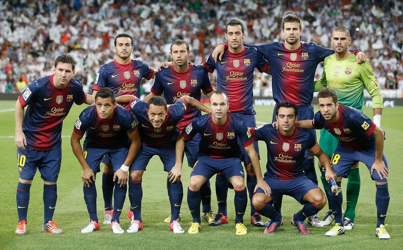 Fc Barcelona Vs Inter