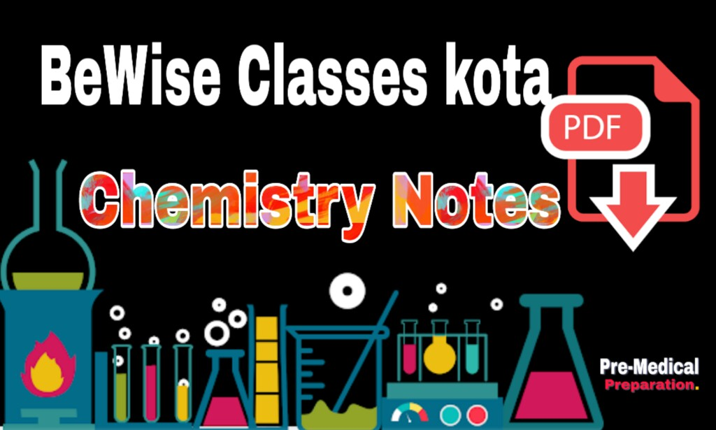 Basic Chemistry Notes Pdf