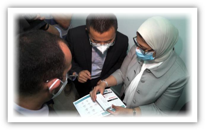 مصر تبدأ تجارب سريرية للقاح صيني مضاد لفيروس كورونا على آلاف المتطوعين