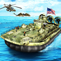 US Army Hovercraft Simulator 2019 Apk free Game for Android