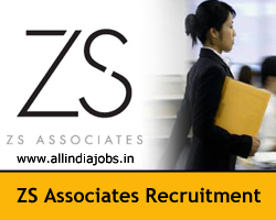 ZS Associates Recruitment