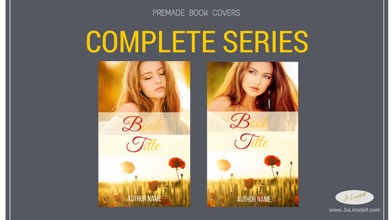 Series Premade eBook Covers €60,00 complete set (2 covers)