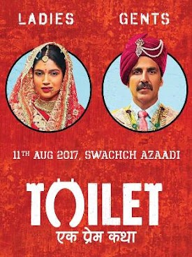 Akshay Kumar, Bhumi Pednekar New Upcoming movie 2017, 2018 Toilet - Ek Prem Katha latest poster release date star cast, actress name, news