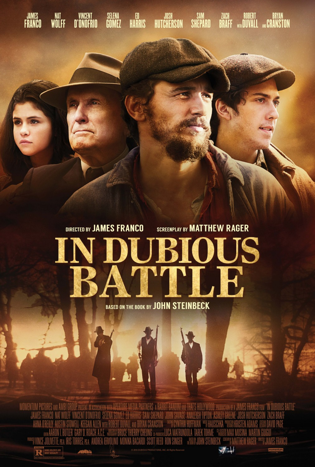 Nonton Film In Dubious Battle (2016)