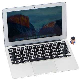 MacBook Air Core i5, 11.6-inchi Mid 2011 Bekas