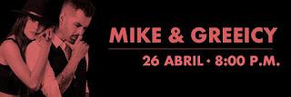 Concierto de Greicy Rendón Y Mike Bahía en Bogotá