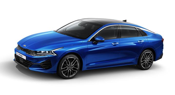 기아자동차, 연식 변경 모델 '2021년형 K5' 출시