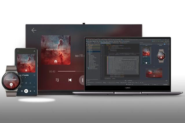 أطلقت هواوي HarmonyOS 2.0 للجوال كإصدار تجريبي عام لخمسة هواتف محمولة